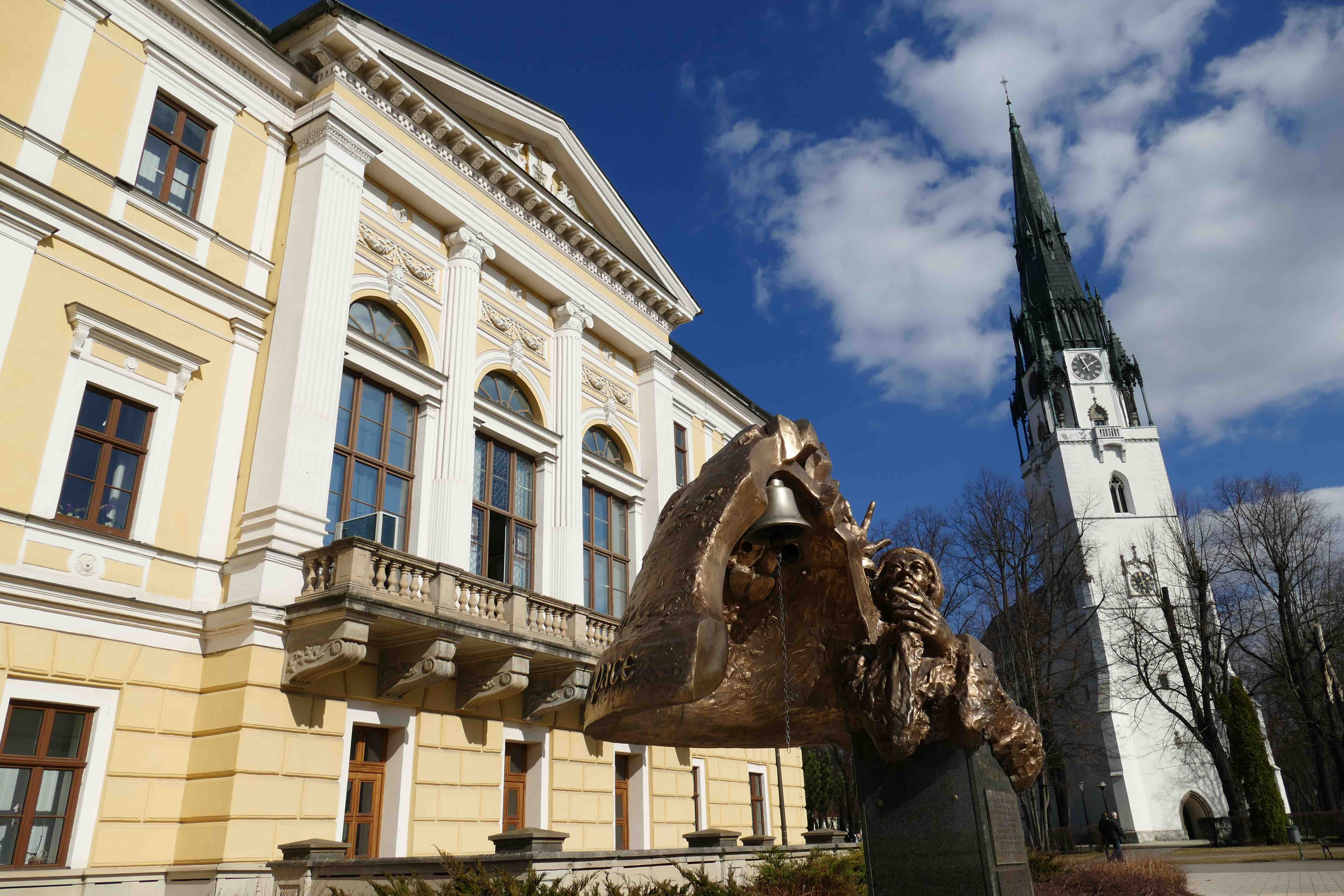 Objavte sedem divov mesta Spišská Nová Ves